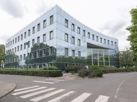 Mødelokalerne i Villepinte, Parc des Expositions