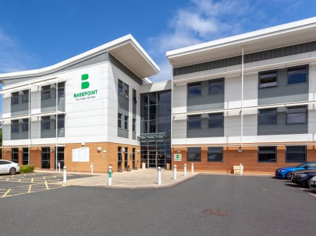 Meeting rooms at Bromsgrove, Bromsgrove Enterprise Park