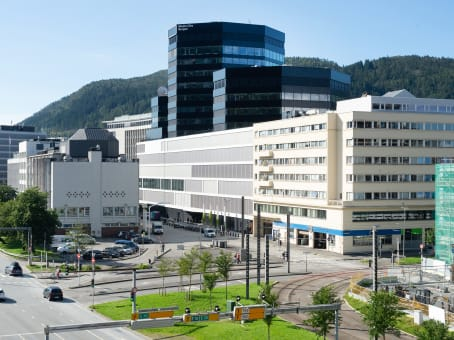 Building at Media City Bergen, Lars Hillesgate 30 in Bergen 1