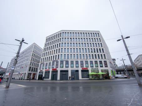 Mødelokalerne i Bremen, City Gate