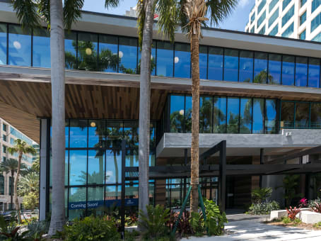 Mødelokalerne i Florida, Fort Lauderdale - Spaces Las Olas Square