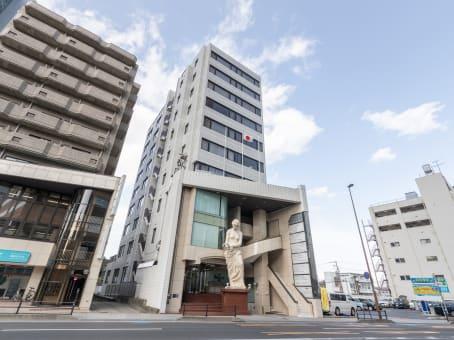 建筑位于Sendai1F 2F Takanoboru 5 Building, 2-1-61, Kakyoin Aoba-ku, Sendai-shi, Miyagi-ken 1