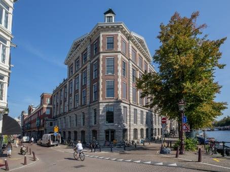 Mødelokalerne i Amsterdam, Spaces Keizersgracht