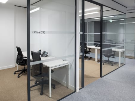 Meeting rooms at Uxbridge, Charter Building