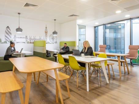 Building at Interchange House, 1st floor, 81-85 Station Road in Croydon 1
