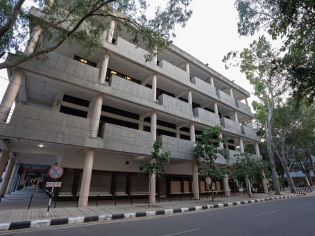 Building at Sector 17A, SCO 54-55-56, 3rd and 4th Floors in Chandigarh 1