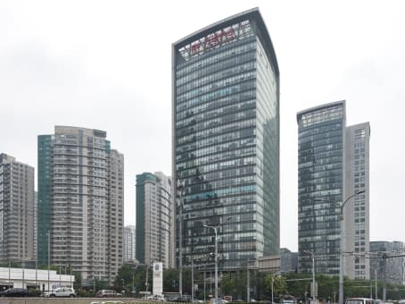 Building at 6 Chaoyangmenwai Avenue, 26/F, Tower D, Vantone Centre in Beijing 1