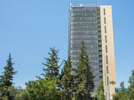 Gebäude in 3rd Floor, Gati Tower, Kiryat Hamada 3, Har Hotzvim in Jerusalem 1