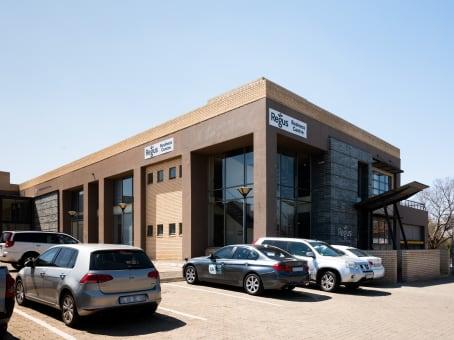Building at Uni Park Building, Nobel street, Brandwag, Free State in Bloemfontein 1