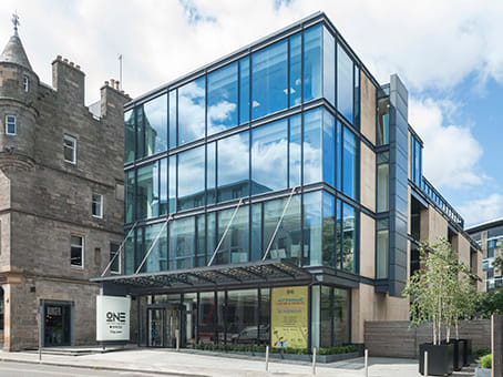 Meeting rooms at Edinburgh, Spaces Lochrin Square
