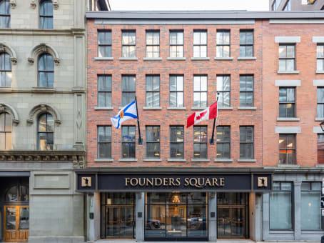 Établissement situé à 1701 Hollis Street, Suite 800 à Halifax 1