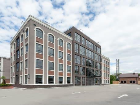 Établissement situé à 6 Oleny Telihy str., Forum West Side Centre, 3-4th floor à Kyiv 1