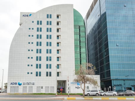 Building at Al Bateen tower c6 Bainunah, 1st and 2nd floor street 34, ADIB Building in Abu Dhabi 1