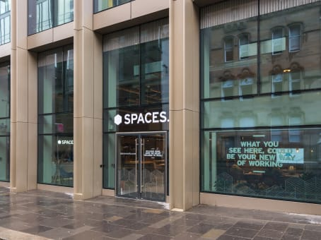 Meeting rooms at Glasgow, Spaces West Regent Street