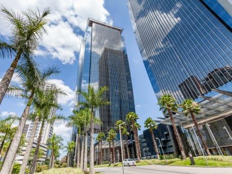 Mødelokalerne i Sao Paulo, Ez Tower - Morumbi - Nova Chucri Zaidan
