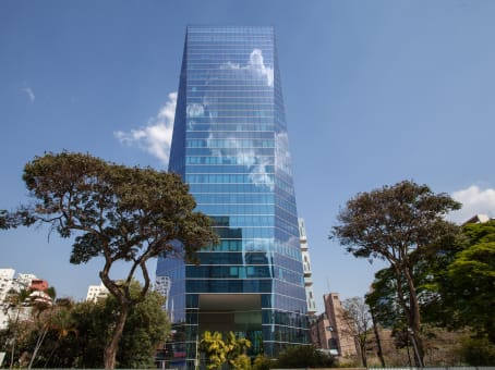Mødelokalerne i Sao Paulo, Praca Faria Lima - Atílio Innocenti