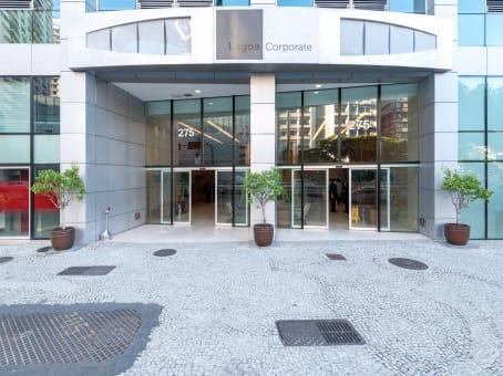 Lokalizacja budynku: ulica Rua Humait, 275, 6º e 7º andares, Humaitá, Rio de Janeiro 1