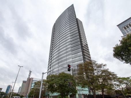 Mødelokalerne i Sao Paulo, Chucri Zaidan - Torre Z - Ponte Morumbi
