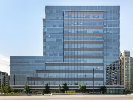 Building at 3601 Highway 7, Suite 400, Markham in Toronto 1