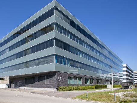Building at Richtistrasse 7, Wallisellen Business Park in Wallisellen 1