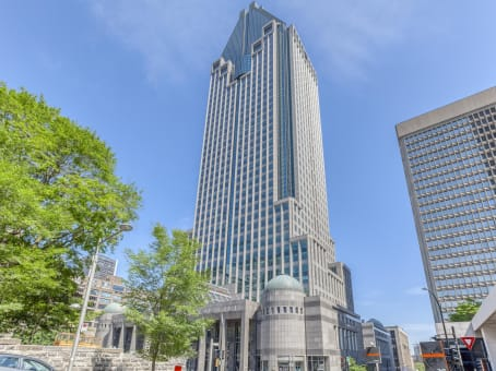 Building at 1000 de La Gauchetiere Street West, Le 1000, 24th Floor in Montreal 1