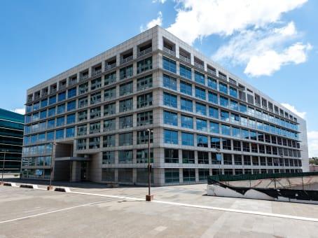 Building at Viale Giorgio Ribotta 11, 1st floor in Rome 1