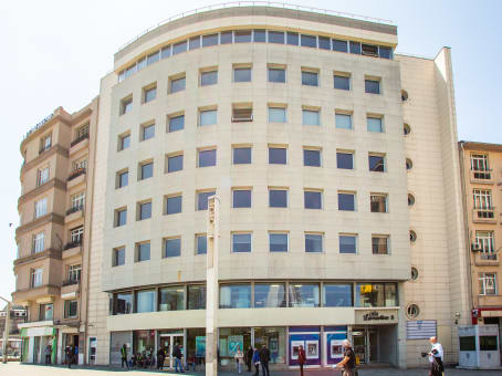 Building at Ofis Lamartine, Floor 5&6, Kocatepe neighbourhood, Lamartin Avenue, Taksim-Beyoglu in Istanbul 1