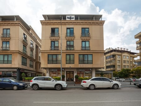 Building at Degirmicem Ave. Ozgurluk Street, No:32, B Block, Floors: 2-3-4 Sehitkamil in Gaziantep 1