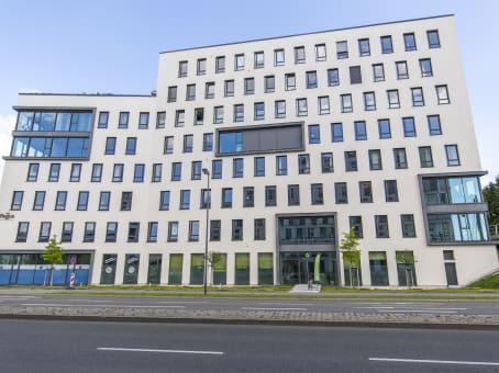 Mødelokalerne i Heidelberg, Stadttor Ost
