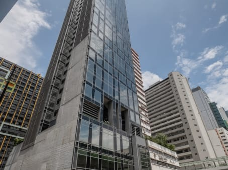 Building at 38 Wong Chuk Hang Road, 2F, 25-27F in Hong Kong Island 1