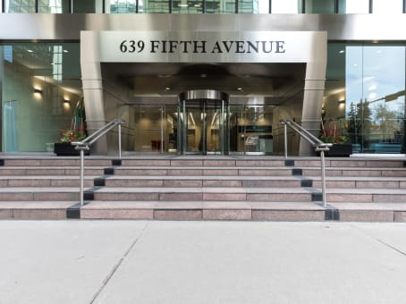 Building at 639 5 Avenue South West, Suite 2500 in Calgary 1