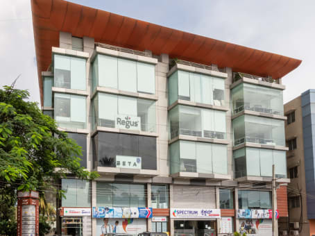 Building at Tejas Arcade, No. 527/B, 1st Main Road, Ward No. 9, Dr.Rajkumar Road in Bangalore 1