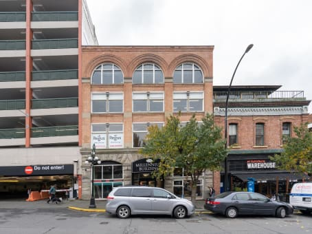 Building at 535 Yates Street, Suites 200, 300 & 400 in Victoria 1