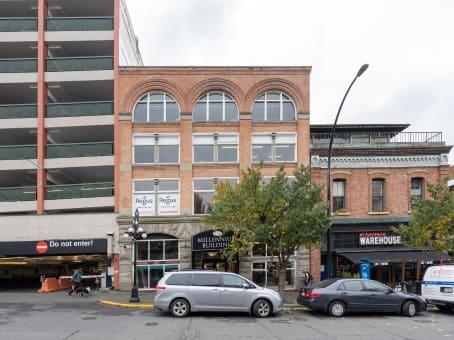 Mødelokalerne i British Columbia, Victoria - Yates