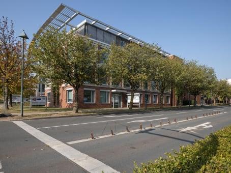 Mødelokalerne i Oberhausen, Centro