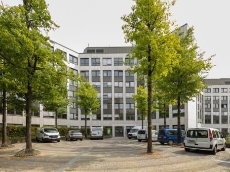 Mødelokalerne i Essen, Grugaplatz