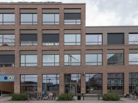 Building at Ny Carlsberg Vej 80 in Copenhagen 1