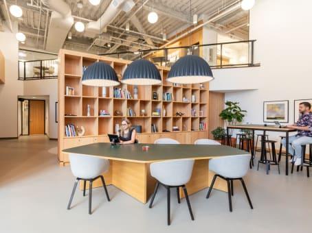 California, San Diego - Spaces Kettner Commons