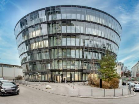 Mødelokalerne i Munich, Arondo Five Rings