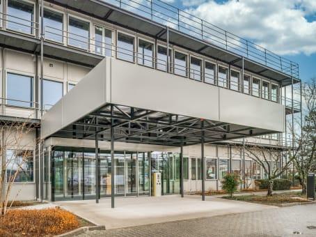 Building at Route du Nant-d'Avril 150, Meyrin in Geneva 1