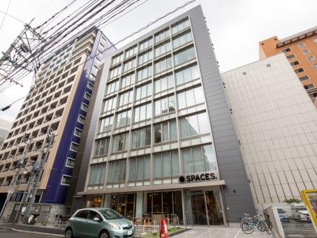 Building at 3-4-25 Hakataekimae, ACROSS・CUBE Hakataekimae, Hakata-ku in Fukuoka 1
