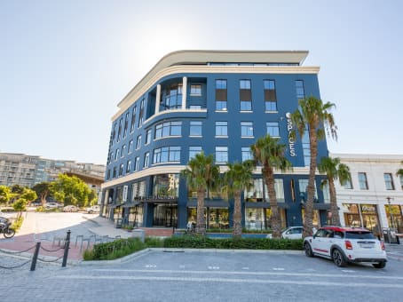 Building at Dock Road Junction, Corner of Stanley & Dock Road, Waterfront in Cape Town 1