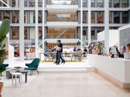 Mødelokalerne i Milan, Spaces Turati