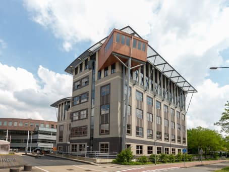 Gebäude in Olympia 2D in Hilversum 1