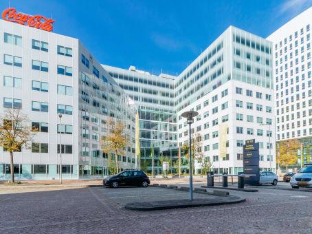 Lokalizacja budynku: ulica Marten Meesweg 25-G, Rotterdam 1