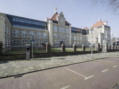 Building at Burgemeester de Hesselleplein 31 in Heerlen 1