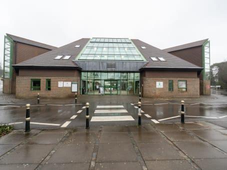 Mødelokalerne i Basepoint, Crowborough