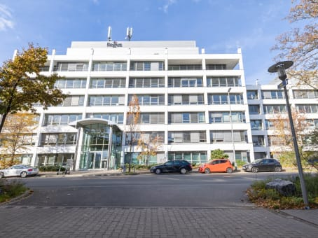 Mødelokalerne i Dusseldorf Seestern