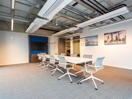 Mødelokalerne i Amsterdam, CitySide