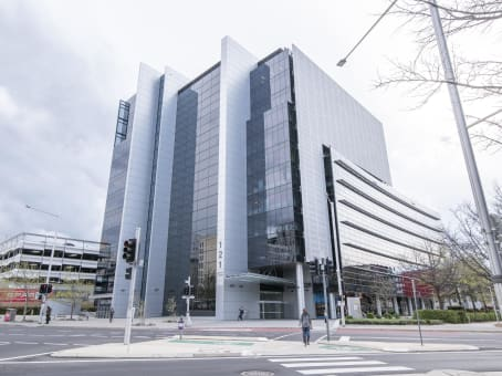 Building at Level 8, 121 Marcus Clarke St. in Canberra 1
